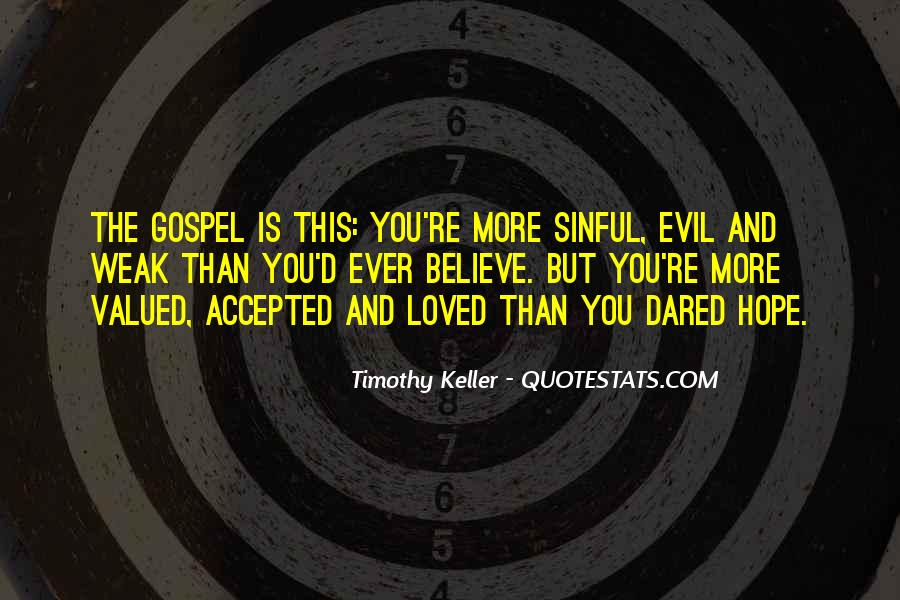 Timothy Keller Quotes #76311