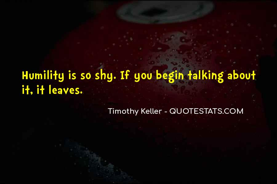 Timothy Keller Quotes #80343