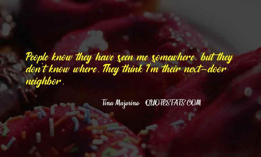 Tina Majorino Quotes #404660