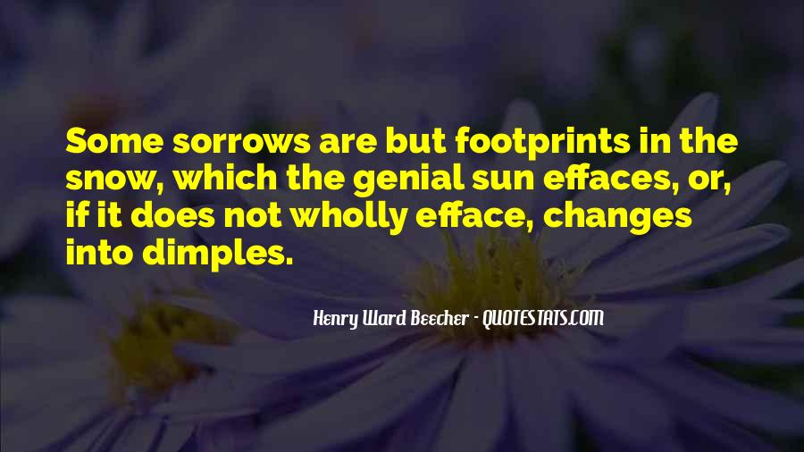 Quotes About Sorrows #140921