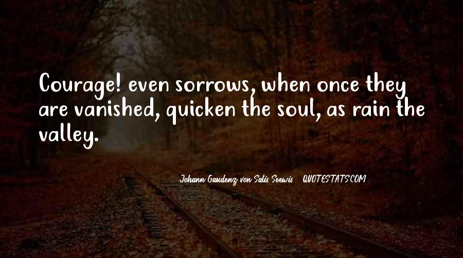 Quotes About Sorrows #200502