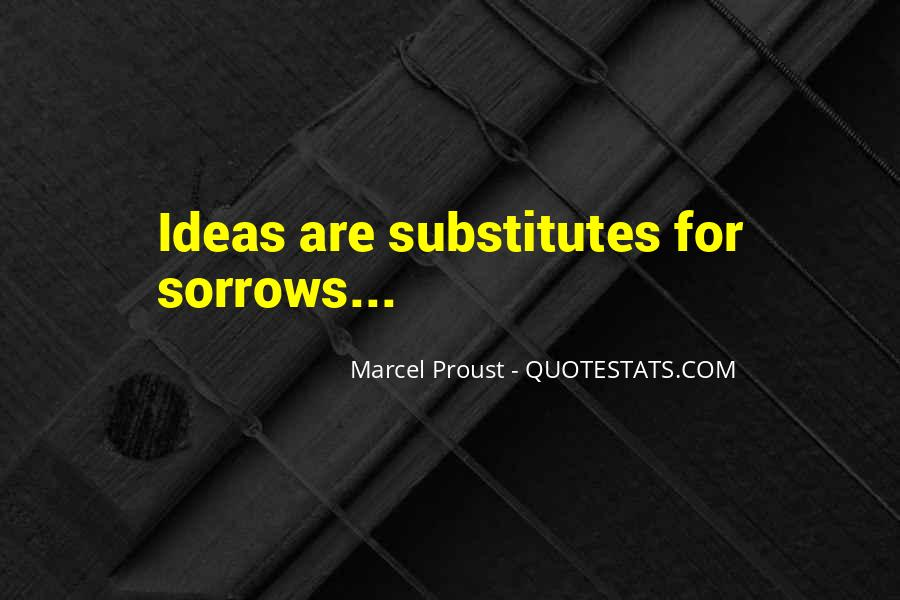 Quotes About Sorrows #263495