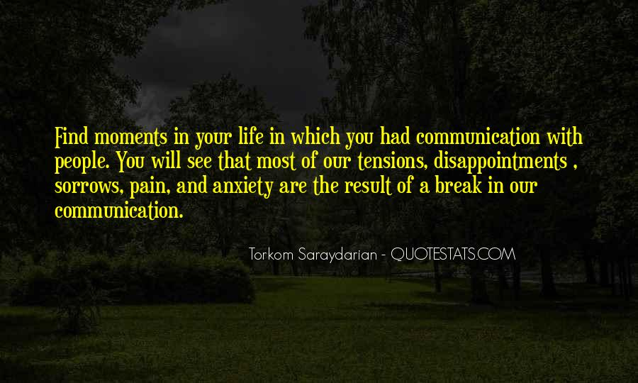 Quotes About Sorrows #81865