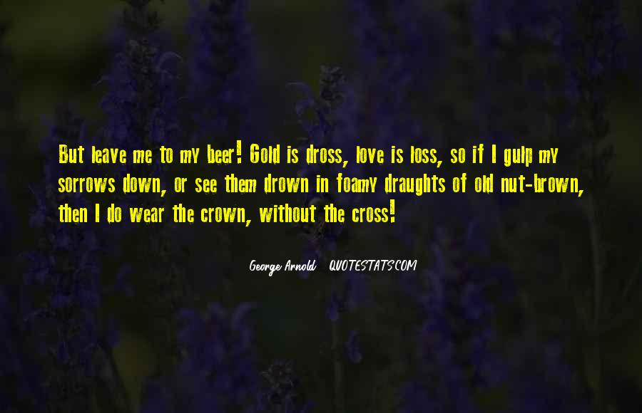 Quotes About Sorrows #88999