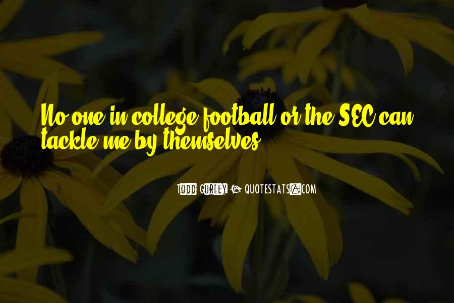Todd Gurley Quotes #928708