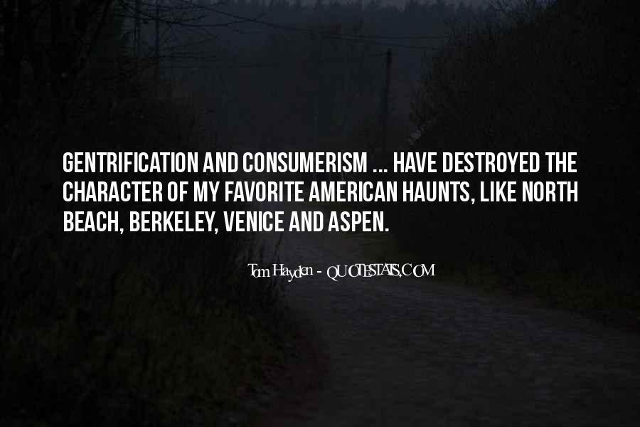 Tom Hayden Quotes #1358233
