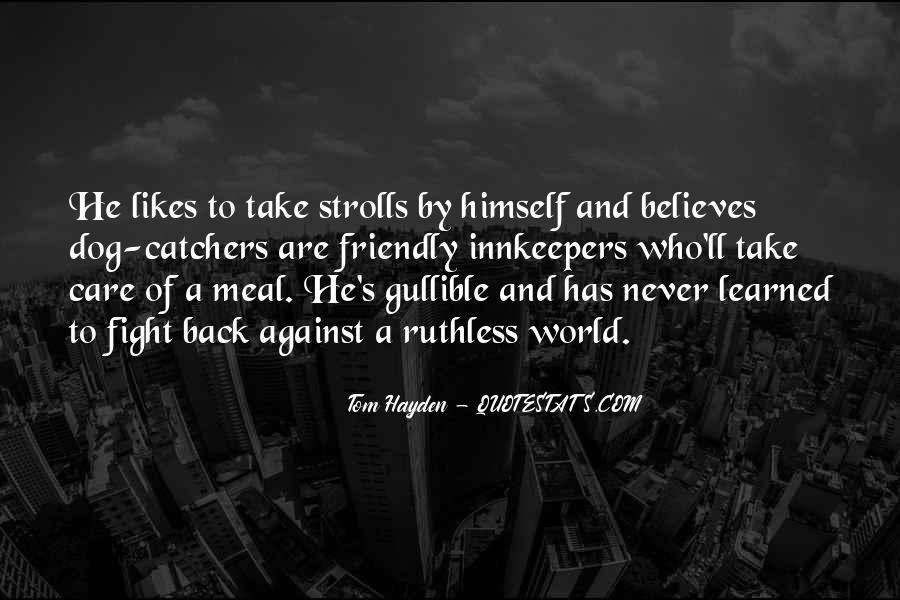 Tom Hayden Quotes #932877
