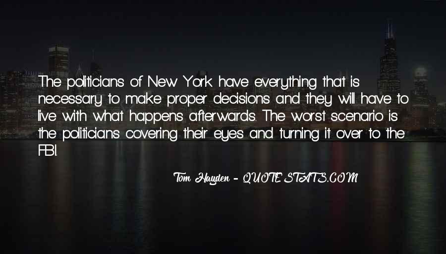 Tom Hayden Quotes #968785