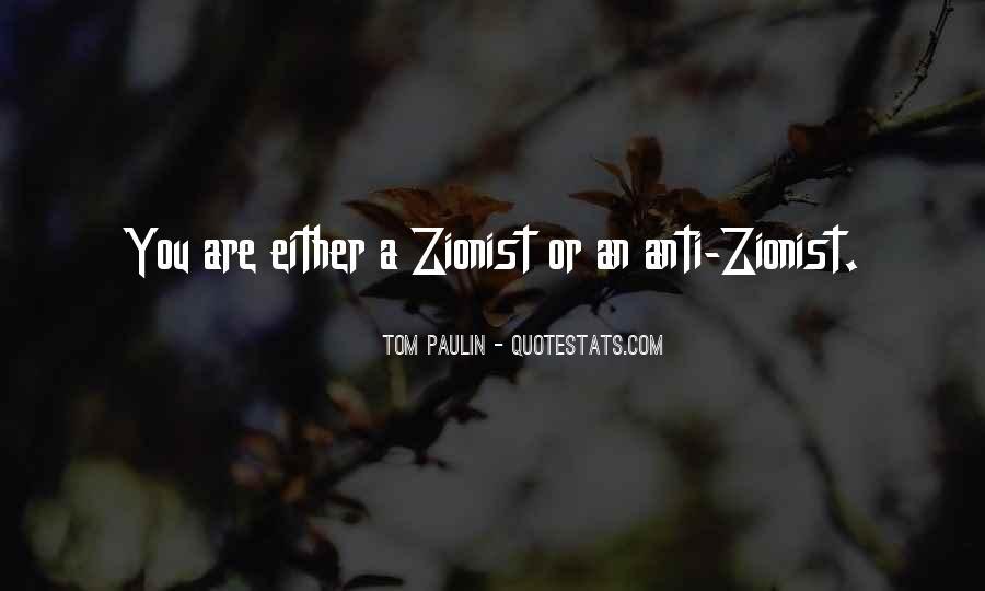 Tom Paulin Quotes #1105272