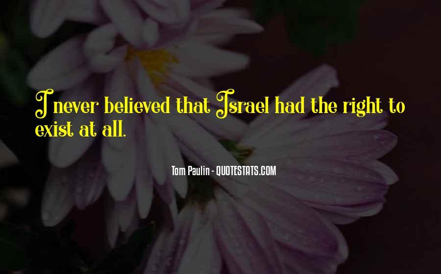 Tom Paulin Quotes #1218893