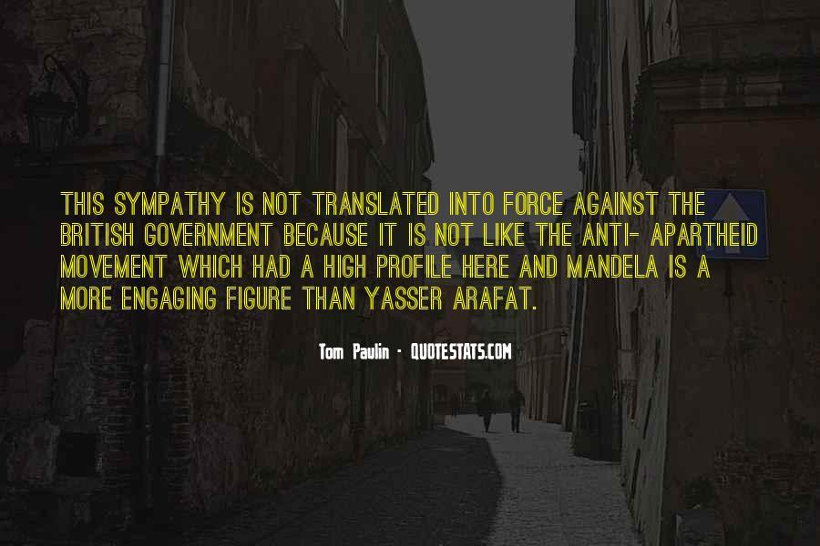 Tom Paulin Quotes #1588765