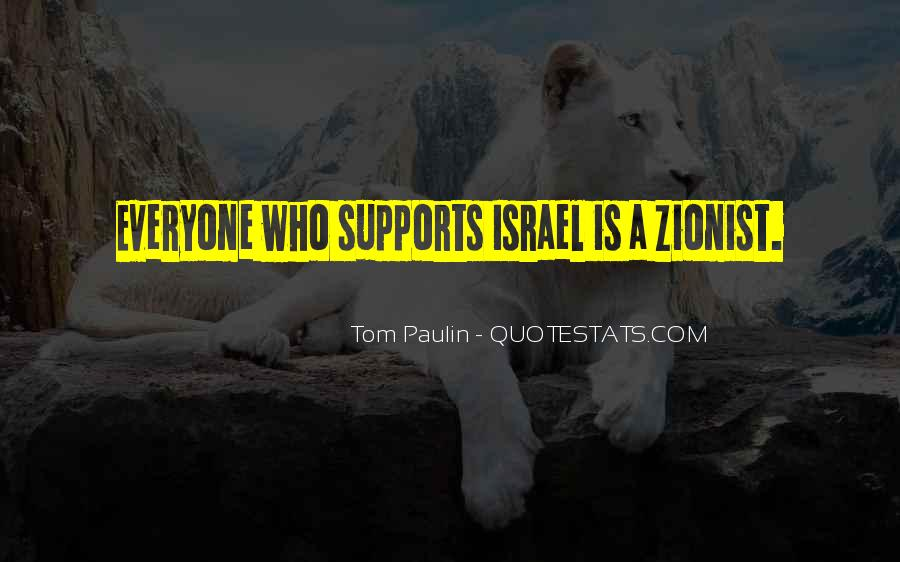 Tom Paulin Quotes #1600129