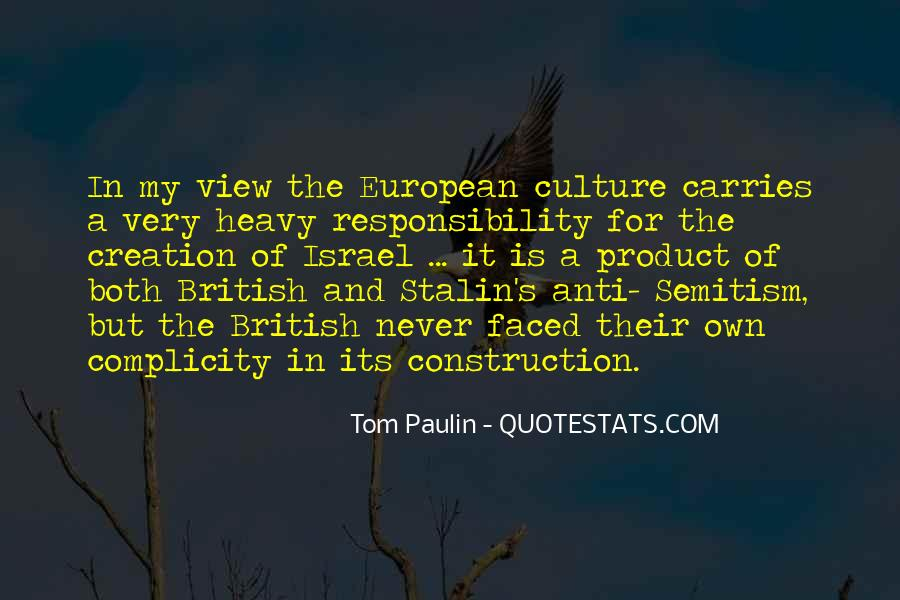 Tom Paulin Quotes #1837129