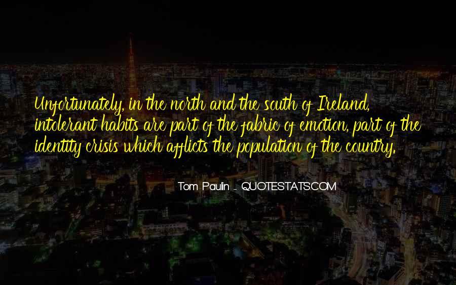 Tom Paulin Quotes #266945