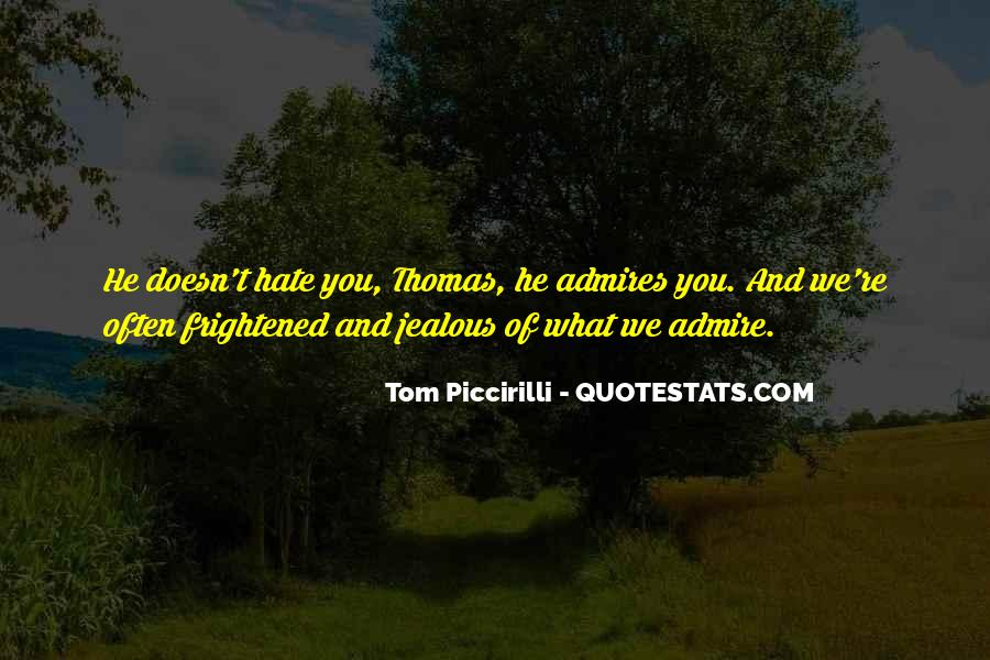 Tom Piccirilli Quotes #1867420
