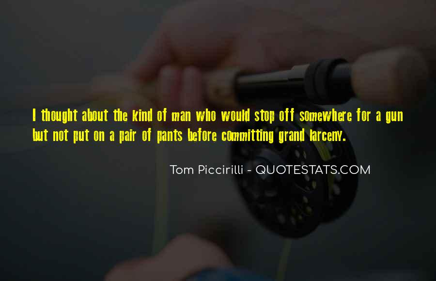 Tom Piccirilli Quotes #502934