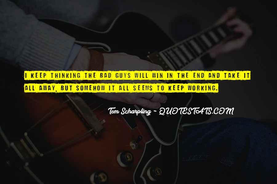 Tom Scharpling Quotes #369781