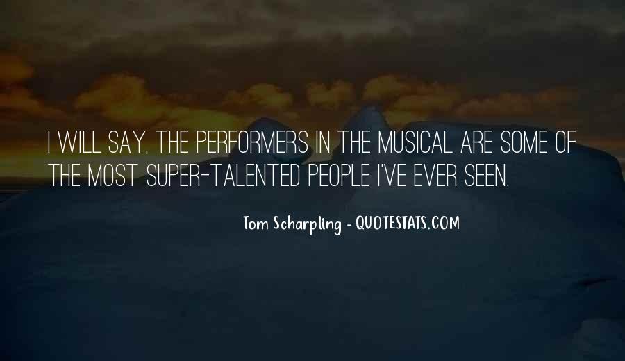 Tom Scharpling Quotes #454198