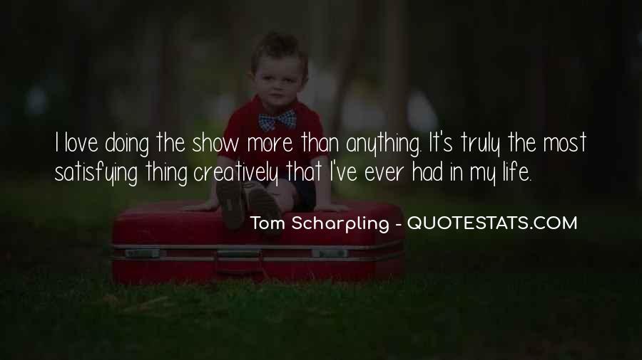 Tom Scharpling Quotes #547494