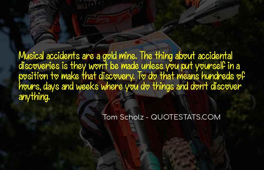 Tom Scholz Quotes #818348