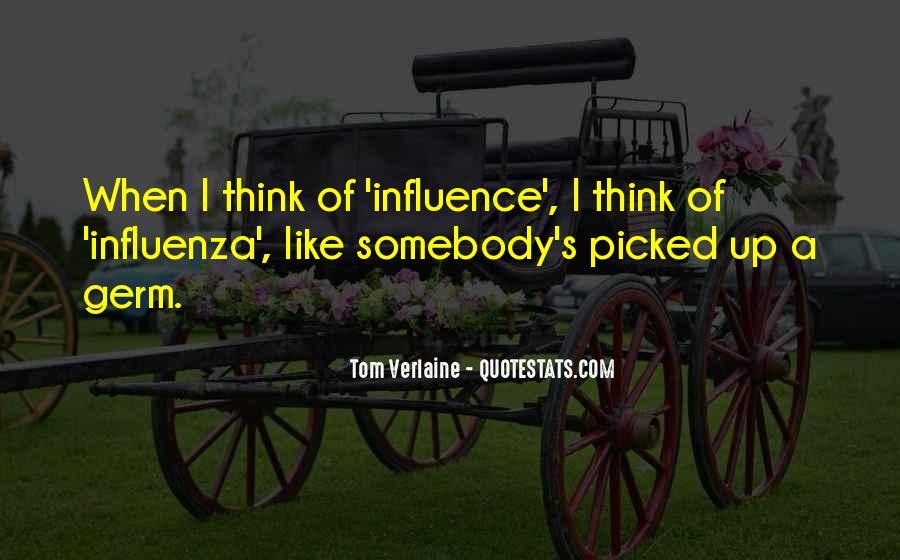Tom Verlaine Quotes #1021980