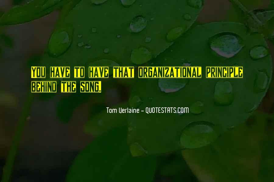 Tom Verlaine Quotes #1073976