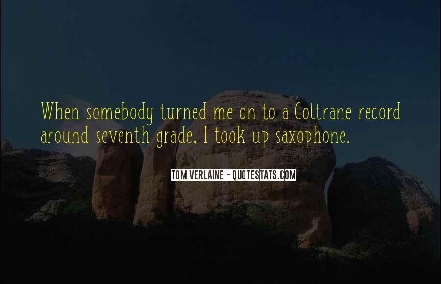 Tom Verlaine Quotes #1296774