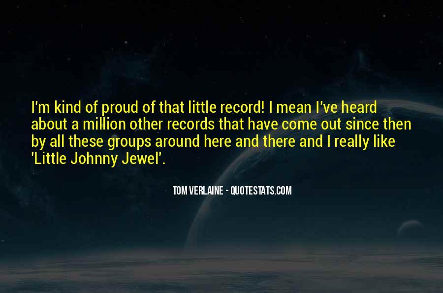 Tom Verlaine Quotes #1379200