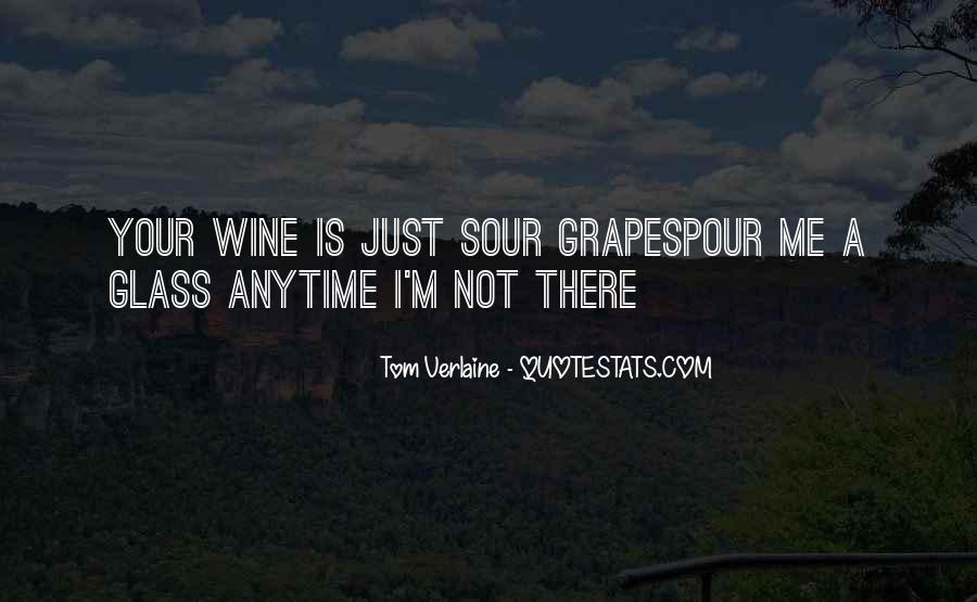Tom Verlaine Quotes #1518195