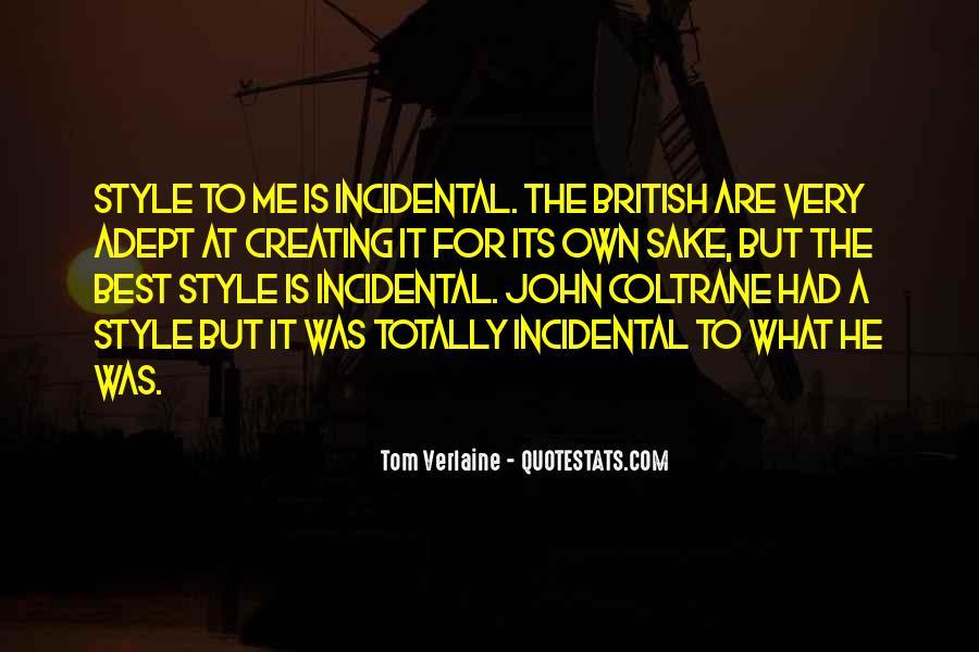 Tom Verlaine Quotes #1715330
