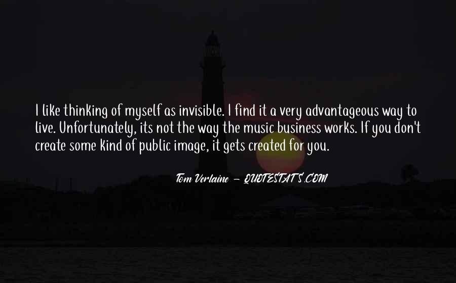Tom Verlaine Quotes #1843983