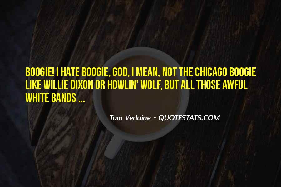 Tom Verlaine Quotes #321360