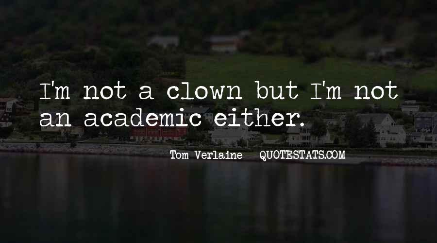 Tom Verlaine Quotes #40495