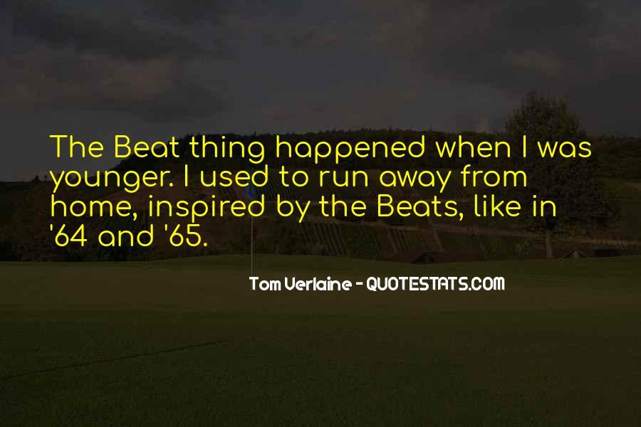 Tom Verlaine Quotes #734602