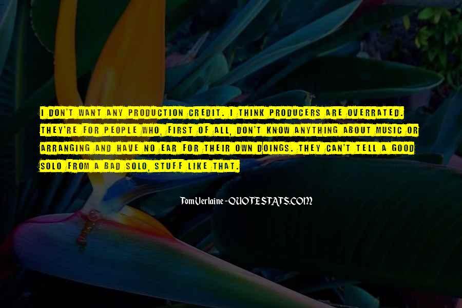 Tom Verlaine Quotes #889130