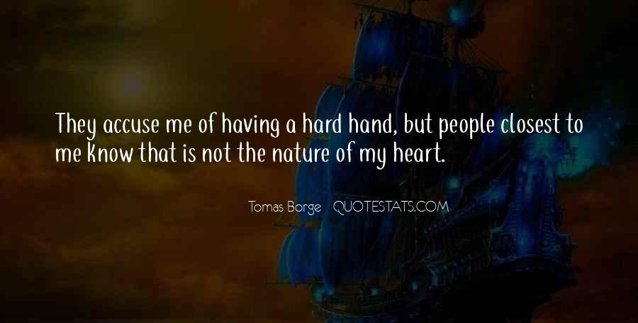 Tomas Borge Quotes #107537