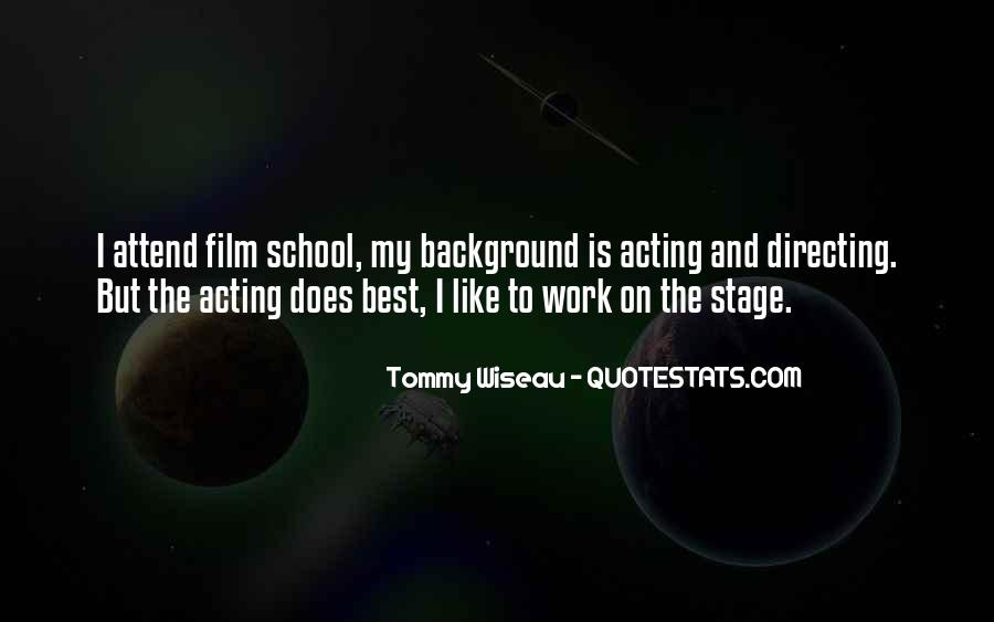 Tommy Wiseau Quotes #1065278