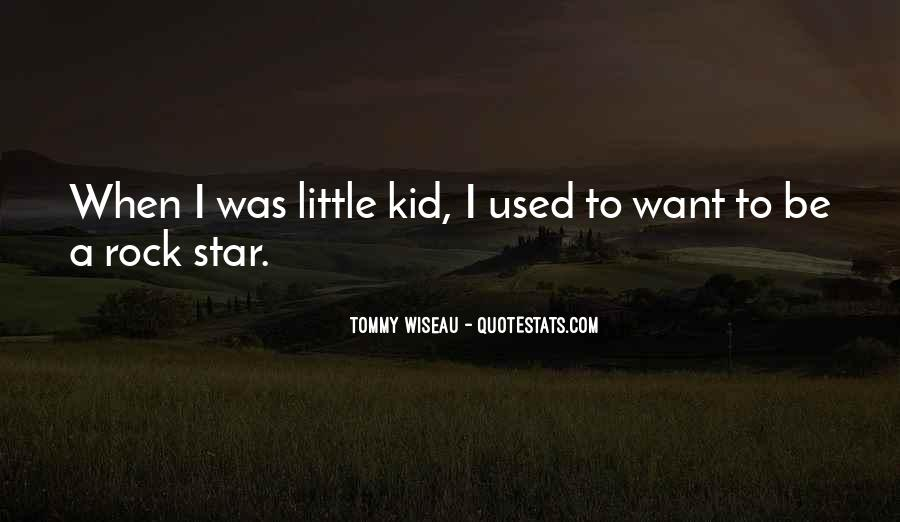 Tommy Wiseau Quotes #1708866