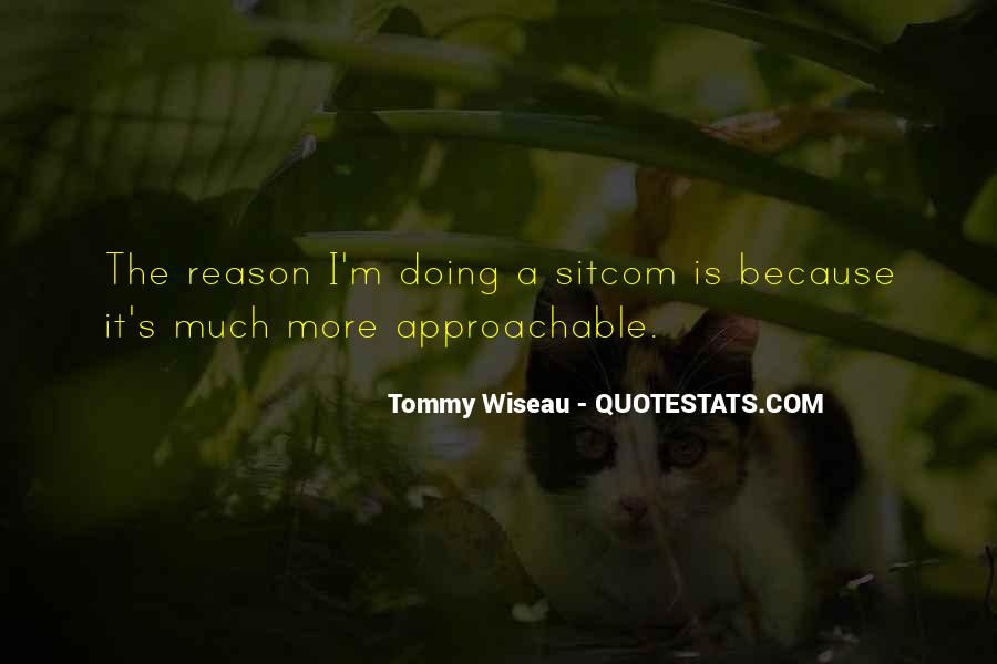 Tommy Wiseau Quotes #178049