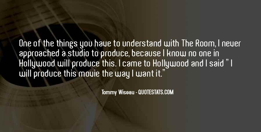 Tommy Wiseau Quotes #694256