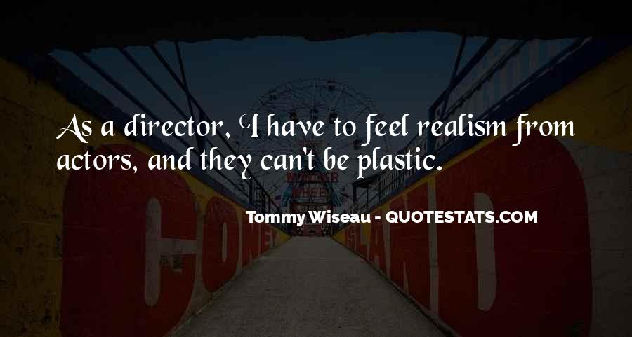 Tommy Wiseau Quotes #862866