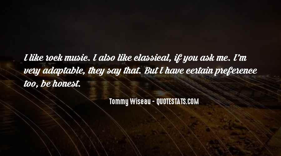 Tommy Wiseau Quotes #885236
