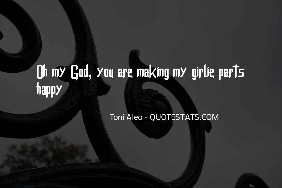 Toni Aleo Quotes #102396