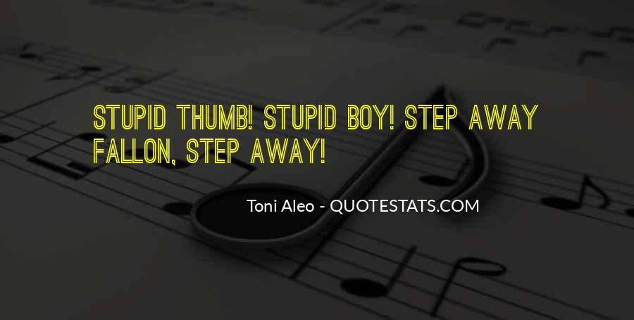 Toni Aleo Quotes #1123241