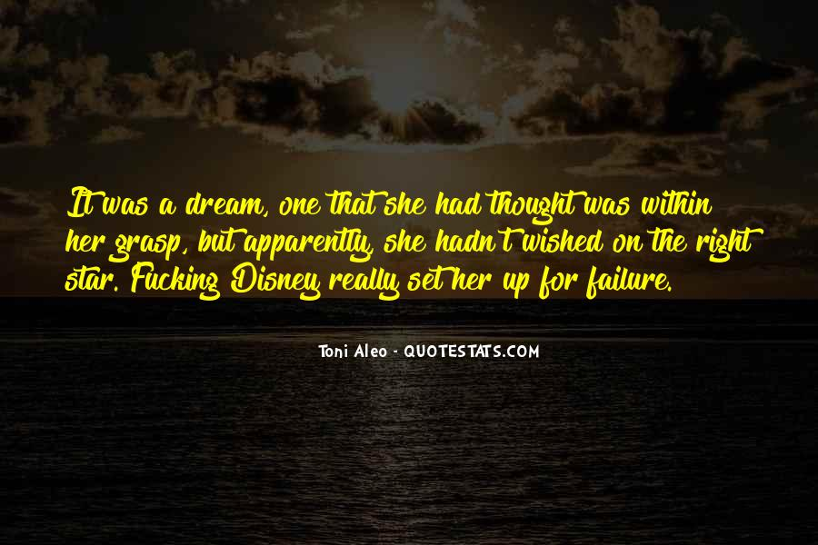 Toni Aleo Quotes #1140147