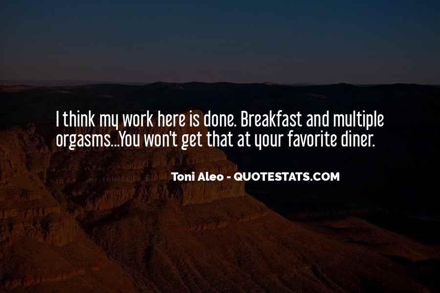 Toni Aleo Quotes #1148612