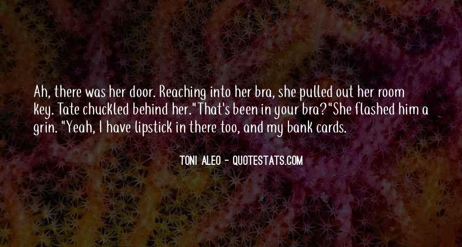 Toni Aleo Quotes #1158634