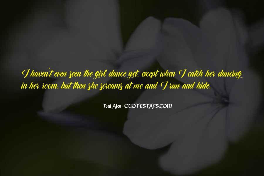 Toni Aleo Quotes #1204697