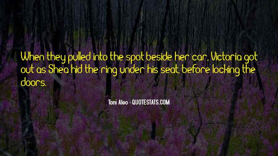 Toni Aleo Quotes #1338837