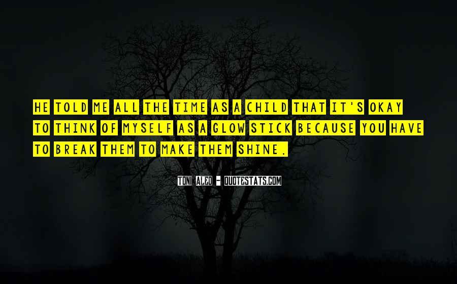 Toni Aleo Quotes #1370847